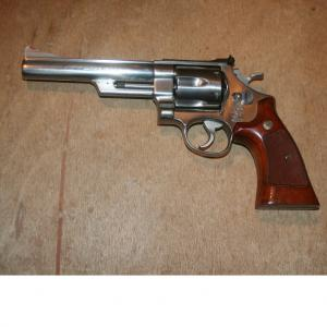SMITH & WESSON 629 44MAG