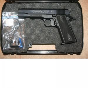 WALTHER COLT 1911A1 22LR