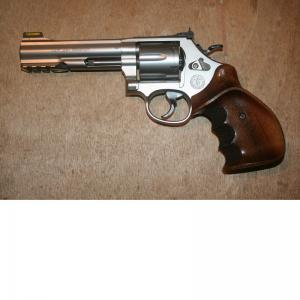 SMITH & WESSON 686 FRENCH TARGET II 357MAG.
