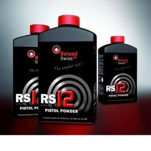 POUDRE RELOAD SWISS RS12