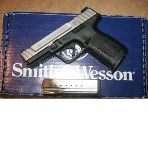 SMITH & WESSON SD9VE 9X19