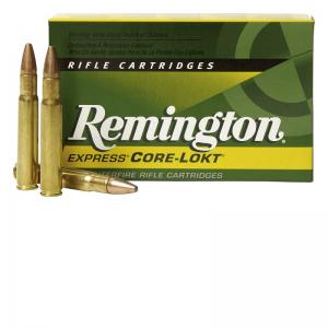 REMINGTON CORE LOKT PSP CAL. 7 MM-08 REM 140GR