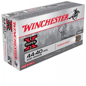 WINCHESTER CAL.44-40 WIN 200GR POWER POINT