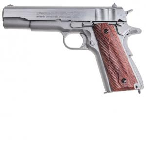 COLT 1911 SEVENTIES STAINLESS BBS 18CPS
