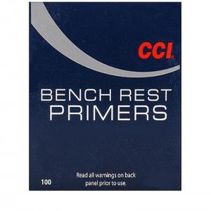 CCI BR2 LARGE RIFLE BENCH REST
